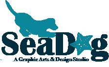 SeaDog Graphic Design Logo